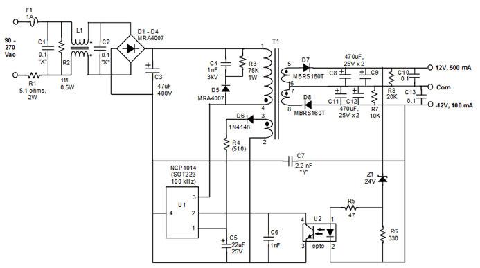 universal ac adapter wiring diagram wiring diagrams home Wiring Diagram for Headphone Jack