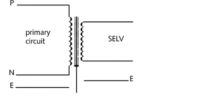 what is separated extra low voltage  selv