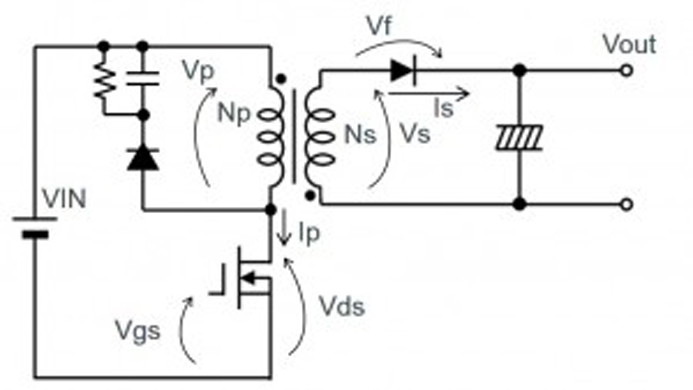 what is a flyback converter