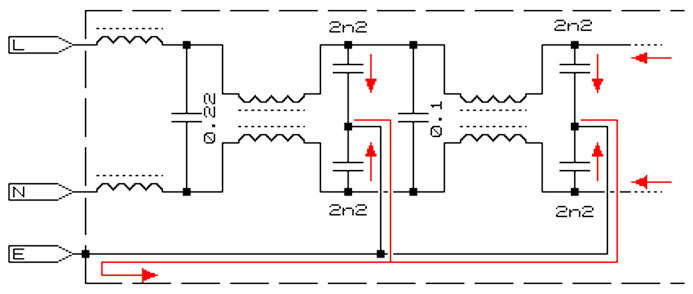 what is leakage current
