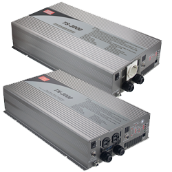 TS-3000 & TN-3000 Series True Sine Wave Inverters monitoring cable supplied as standard