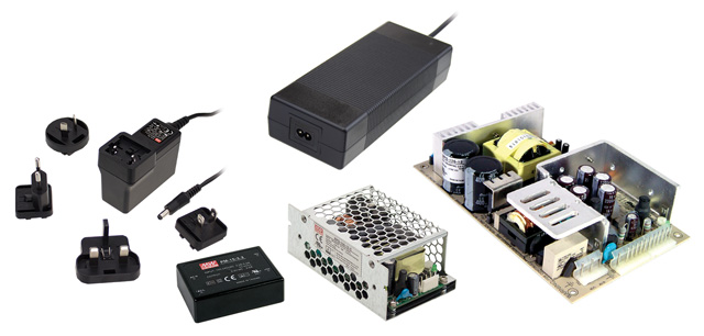 Medical Power Supply Market products Mean Well from Sunpower