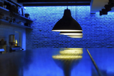 Kitchen lamps