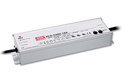 250W IP65 Rated Constant Current LED Driver