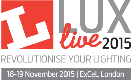 Sunpower to exhibit at LUXLive 2015