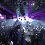 Audio and lighting at Plasa
