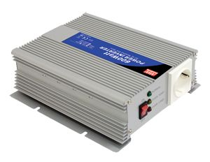 600W Modified Sine Wave DC-AC Power Inverter