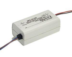 16W Single Output Switching LED Power Supply