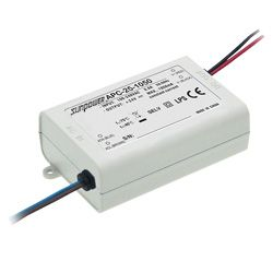 25W Single Ouptut Constant Current Switching LED Power Supply