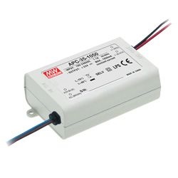 35W Single Output Constant Current Switching LED Power Supply