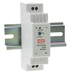 15W AC/DC DIN Rail Power Supply