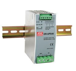 DR-UPS40 Din Rail Battery Chargers