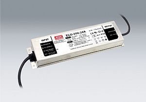 200W Single Output IP67 Rated Dual Mode LED Power Supplies