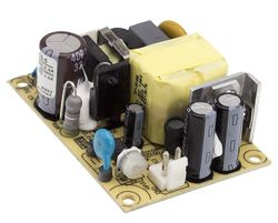 15W Single Output Open Frame Power Supplies