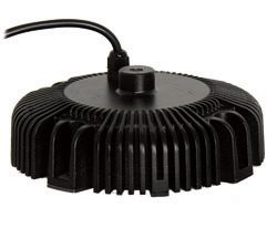 240W Single Output Dimming Circular Shape IP67 LED Power Supplies for Bay Lighting