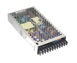 190W Dual Output Enclosed LED Power Supply with PFC Function