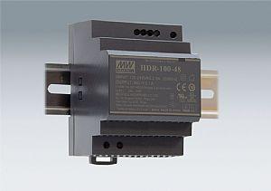 92.2W 48V 1.92A LPS Slimline DIN Rail Power Supply