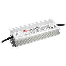 321.3W 54V 5.95A High Reliability IP65 Rated LED Lighting Power Supply