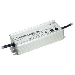 40W Single Output IP Rated PFC LED Lighting Power Supplies