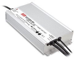 600W Single Output IP67 Rated Dimmable Power Supplies