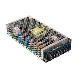 200W Single Output AC/DC Enclosed Power Supply with PFC Function
