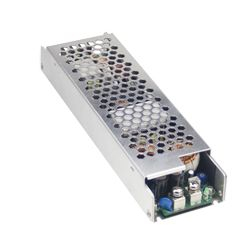 150W Single Output Enclosed Power Supply with PFC