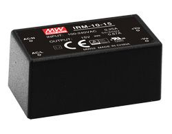 10W Single Output AC/DC PCB Mount Power Supplies