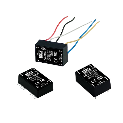 LDD-H Series DC-DC LED Drivers