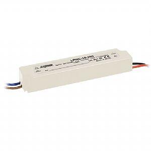 18W Single Output IP67 LED Lighting Power Supply