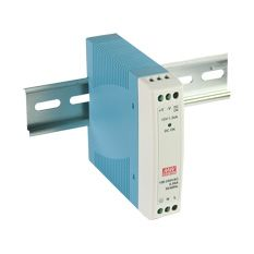 10W Single Output Industrial Din Rail Power Supply