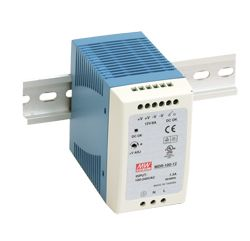 100W Miniture DIN Rail Power Supply