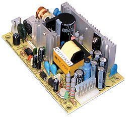 45W Dual Output Medical Open Frame Power Supply