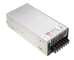 MSP-600 Series 600W Medical Grade Enclosed Power Supplies