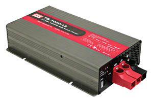 48V 17.4A Intelligent Battery Charger