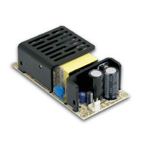60W Single Output Open Frame Power Supply for LED Lighting