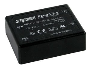 05W Single Output Encapsulated Medical PSU