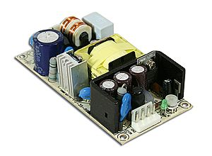 35W Single Output  Open Frame Power Supply