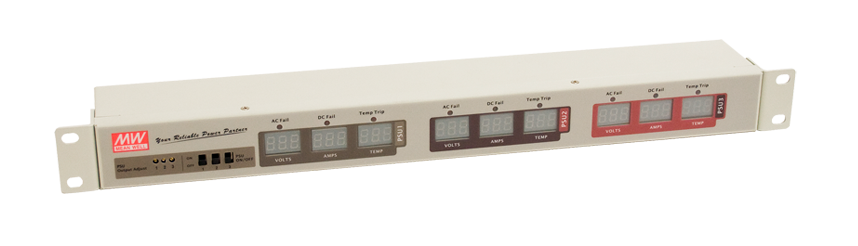 Power Control and Monitor System