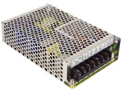 RS-100 Series 100W Industrial Power Supplies