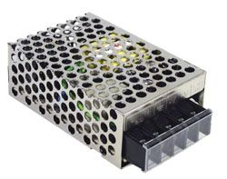 25W Single Output AC-DC Enclosed Power Supply