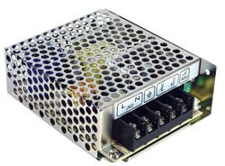 35W Single Output AC-DC Enclosed Power Supply