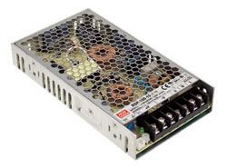 100W 1U Single Output Enclosed Power Supplies with PFC Function