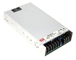 500W Single Output Enclosed Power Supplies with PFC Function