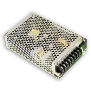 85W Triple Output AC-DC Enclosed Power Supply
