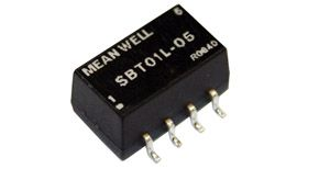 1W DC-DC Unregulated Single Output Converter