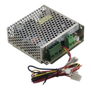 35W AC-DC Single Output Enclosed Switching CCTV Power Supplies