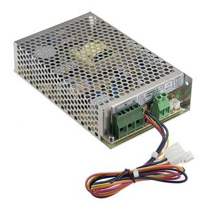 75W AC-DC Single Output Enclosed Switching CCTV Power Supplies