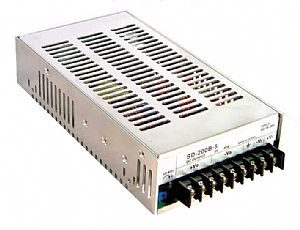200W 96V Input 5V 40A Output DC-DC Converter