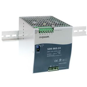 960W Ultra Slim DIN Rail Power Supply