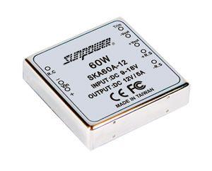 60W  Single Output DC-DC Converter